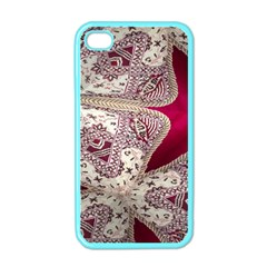 Morocco Motif Pattern Travel Apple Iphone 4 Case (color)