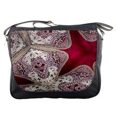 Morocco Motif Pattern Travel Messenger Bags