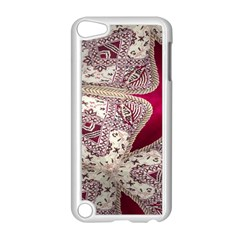 Morocco Motif Pattern Travel Apple Ipod Touch 5 Case (white)