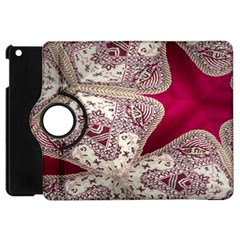 Morocco Motif Pattern Travel Apple Ipad Mini Flip 360 Case