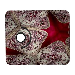 Morocco Motif Pattern Travel Galaxy S3 (flip/folio)