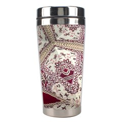 Morocco Motif Pattern Travel Stainless Steel Travel Tumblers