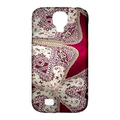 Morocco Motif Pattern Travel Samsung Galaxy S4 Classic Hardshell Case (pc+silicone)