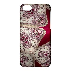 Morocco Motif Pattern Travel Apple Iphone 5c Hardshell Case
