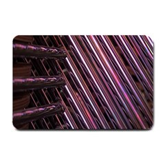 Metal Tube Chair Stack Stacked Small Doormat
