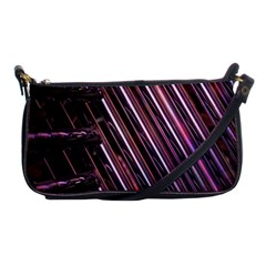 Metal Tube Chair Stack Stacked Shoulder Clutch Bags