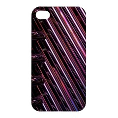 Metal Tube Chair Stack Stacked Apple iPhone 4/4S Hardshell Case