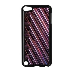 Metal Tube Chair Stack Stacked Apple iPod Touch 5 Case (Black)