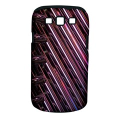 Metal Tube Chair Stack Stacked Samsung Galaxy S Iii Classic Hardshell Case (pc+silicone)