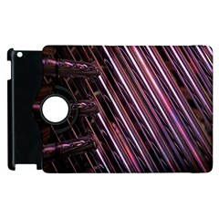 Metal Tube Chair Stack Stacked Apple Ipad 2 Flip 360 Case