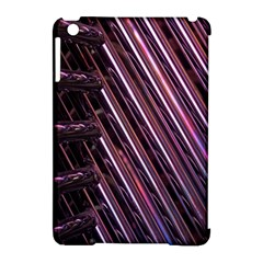 Metal Tube Chair Stack Stacked Apple iPad Mini Hardshell Case (Compatible with Smart Cover)