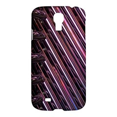 Metal Tube Chair Stack Stacked Samsung Galaxy S4 I9500/I9505 Hardshell Case