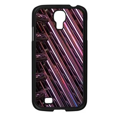 Metal Tube Chair Stack Stacked Samsung Galaxy S4 I9500/ I9505 Case (black)