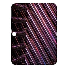 Metal Tube Chair Stack Stacked Samsung Galaxy Tab 3 (10 1 ) P5200 Hardshell Case