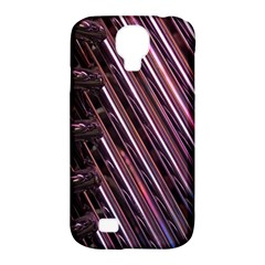 Metal Tube Chair Stack Stacked Samsung Galaxy S4 Classic Hardshell Case (pc+silicone)