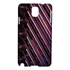 Metal Tube Chair Stack Stacked Samsung Galaxy Note 3 N9005 Hardshell Case