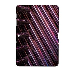 Metal Tube Chair Stack Stacked Samsung Galaxy Tab 2 (10 1 ) P5100 Hardshell Case