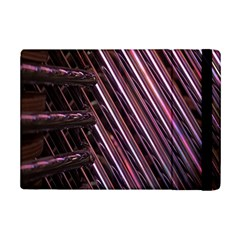 Metal Tube Chair Stack Stacked iPad Mini 2 Flip Cases