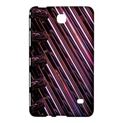 Metal Tube Chair Stack Stacked Samsung Galaxy Tab 4 (8 ) Hardshell Case