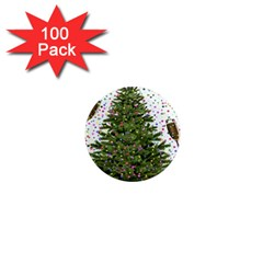 New Year S Eve New Year S Day 1  Mini Magnets (100 pack)