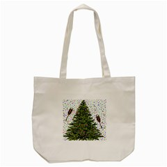 New Year S Eve New Year S Day Tote Bag (cream)