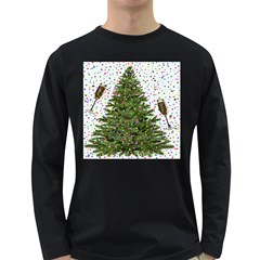 New Year S Eve New Year S Day Long Sleeve Dark T-Shirts