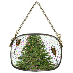 New Year S Eve New Year S Day Chain Purses (One Side)