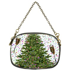 New Year S Eve New Year S Day Chain Purses (Two Sides)