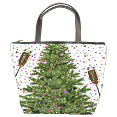 New Year S Eve New Year S Day Bucket Bags