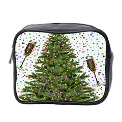 New Year S Eve New Year S Day Mini Toiletries Bag 2 Side