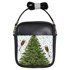New Year S Eve New Year S Day Girls Sling Bags