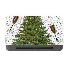 New Year S Eve New Year S Day Memory Card Reader with CF