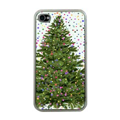 New Year S Eve New Year S Day Apple iPhone 4 Case (Clear)