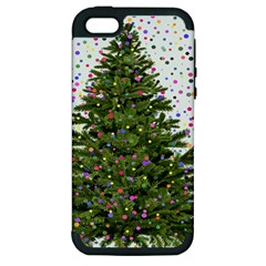 New Year S Eve New Year S Day Apple Iphone 5 Hardshell Case (pc+silicone)