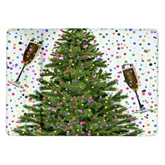 New Year S Eve New Year S Day Samsung Galaxy Tab 10 1  P7500 Flip Case