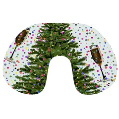 New Year S Eve New Year S Day Travel Neck Pillows