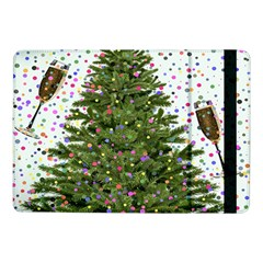 New Year S Eve New Year S Day Samsung Galaxy Tab Pro 10 1  Flip Case