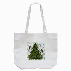 New Year S Eve New Year S Day Tote Bag (White)