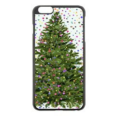 New Year S Eve New Year S Day Apple iPhone 6 Plus/6S Plus Black Enamel Case