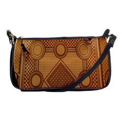 Mosaic The Elaborate Floor Pattern Of The Sydney Queen Victoria Building Shoulder Clutch Bags