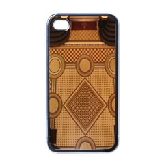 Mosaic The Elaborate Floor Pattern Of The Sydney Queen Victoria Building Apple Iphone 4 Case (black)