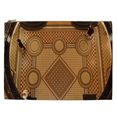 Mosaic The Elaborate Floor Pattern Of The Sydney Queen Victoria Building Cosmetic Bag (xxl)