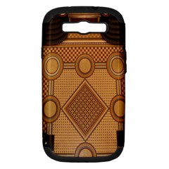 Mosaic The Elaborate Floor Pattern Of The Sydney Queen Victoria Building Samsung Galaxy S Iii Hardshell Case (pc+silicone)