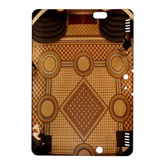 Mosaic The Elaborate Floor Pattern Of The Sydney Queen Victoria Building Kindle Fire Hdx 8 9  Hardshell Case