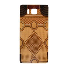 Mosaic The Elaborate Floor Pattern Of The Sydney Queen Victoria Building Samsung Galaxy Alpha Hardshell Back Case