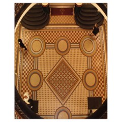 Mosaic The Elaborate Floor Pattern Of The Sydney Queen Victoria Building Drawstring Bag (Small)