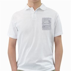 Oints Circle Christmas Merry Golf Shirts