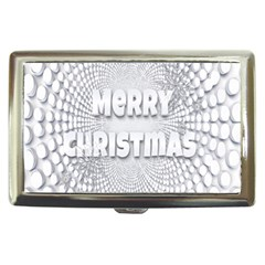 Oints Circle Christmas Merry Cigarette Money Cases