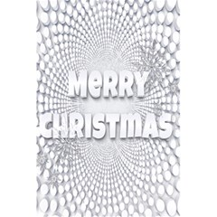 Oints Circle Christmas Merry 5.5  x 8.5  Notebooks