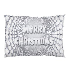 Oints Circle Christmas Merry Pillow Case (Two Sides)